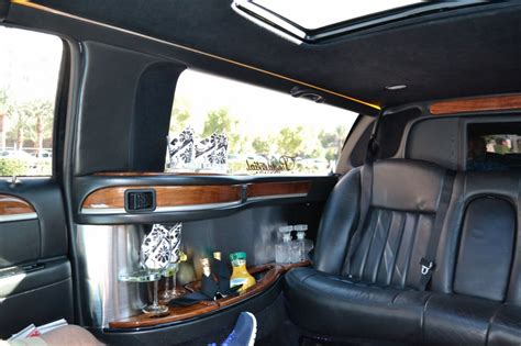 Inside the stretch limo | Yelp