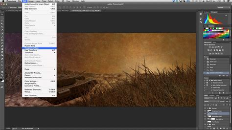 Master Photoshop CC's new Perspective Warp tool for