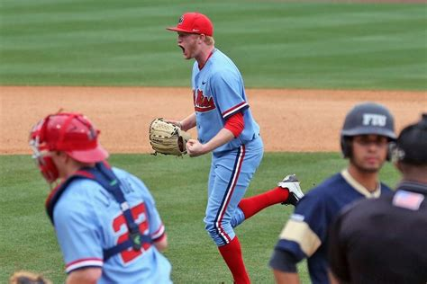 Ole Miss baseball's young pitchers could be the key to the