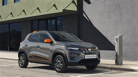 New 2021 Dacia Spring revealed as Europe's cheapest