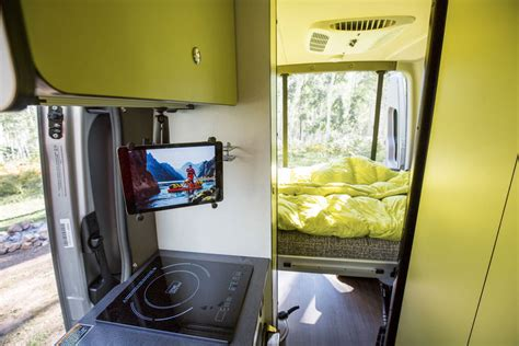 Winnebago Used the Mercedes-Benz Sprinter to Make an All