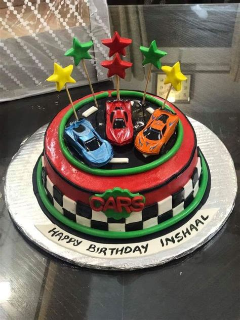 Buy delicious car cakes at affordable prices   Cakes