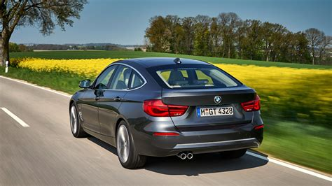 BMW Confirms There Won't Be A Next-Generation 3 Series GT