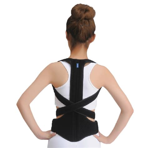 High Quality Back Brace & Support Posture Correct Spinal