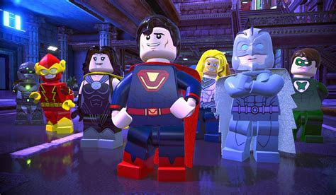 Feels Good to be Bad With Lego DC Super-Villains Gameplay