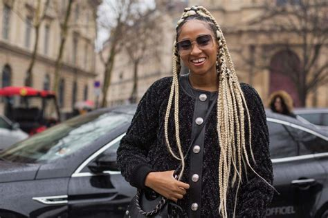 How To Get Jumbo Box Braids in 9 Easy Steps   '90s Inspired