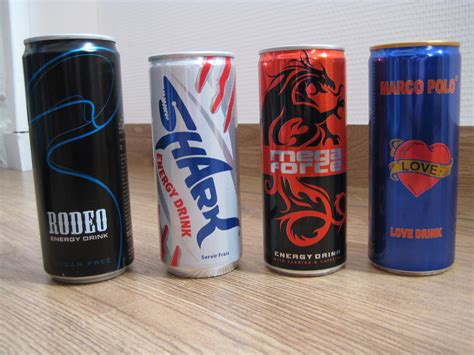 MARKETING OF ENERGY DRINKS - PRODUCT MIX, PACKAGING