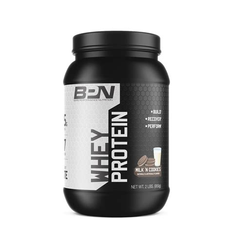 Whey Protein Supplements | Bare Performance Nutrition