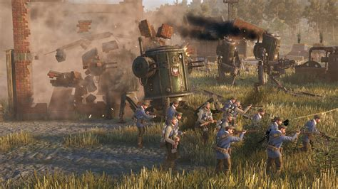 Iron Harvest Offers RTS Play Where Strategy Is More