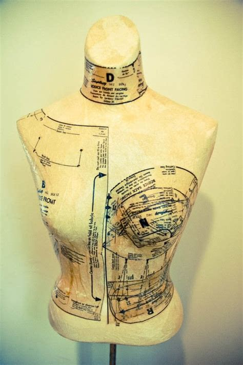 Diy Dress Form · How To Make A Mannequins · How To by Stacie G