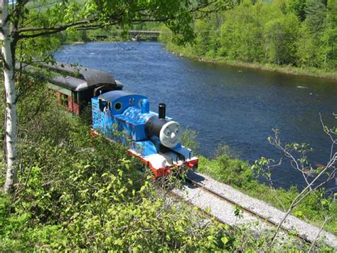 The Saratoga & North Creek Railway Presents A Day Out With