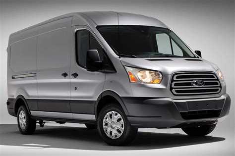 Used 2015 Ford Transit Van for sale - Pricing & Features