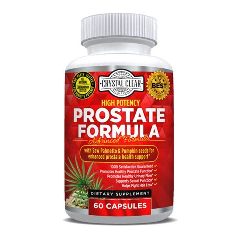 Saw Palmetto Supplement Best for Prostate Health, Enlarged
