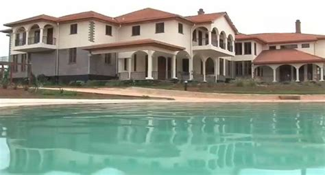 The Sh 400 Million Vice President Residence In Pictures