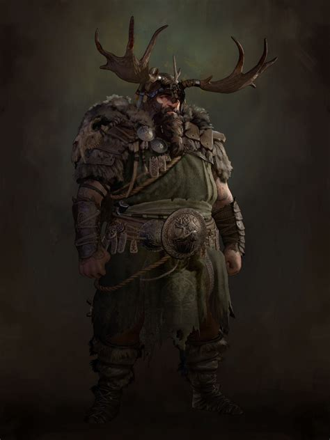 Diablo 4 Druid Class Overview: Everything We Know So Far