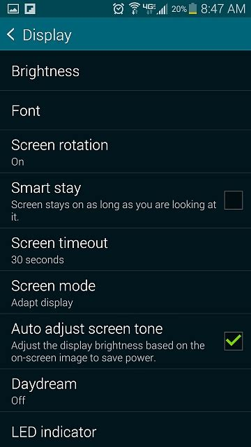 How do I disable screen rotation? - Android Forums at