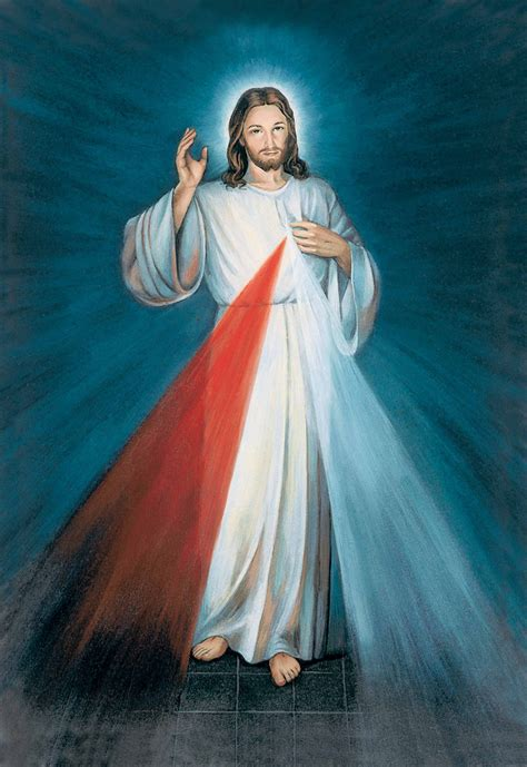 Divine Mercy Sunday and the Chaplet of Divine Mercy - Catholic Stewardship Consultants, Inc