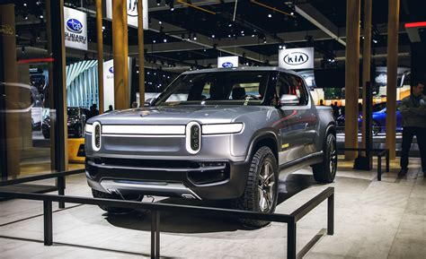 2021 Rivian R1T Electric Pickup - Details and Release Date