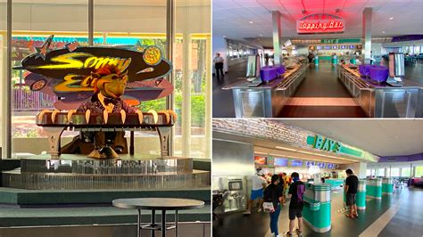 PHOTOS: Cosmic Ray's Starlight Cafe Reopens With New