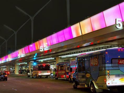 The Guide to LAX FlyAway® Bus Service   Discover Los Angeles