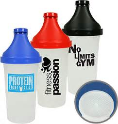 Save on Fanatic 500ml Protein Shaker Bottles Printed With