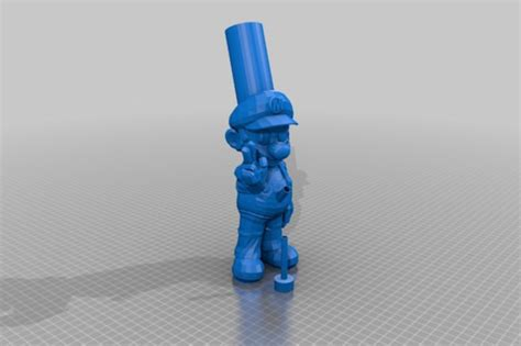 Download this bong: 3D printer templates for getting your