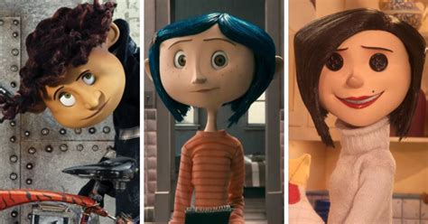 Answer these questions and we'll tell you which Coraline