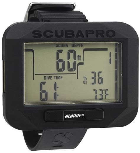 ScubaPro Aladin Square - Unmatched Functionality