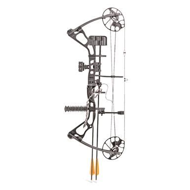 Bowtech® Diamond Nuclear Ice Compound Bow Package - 168319
