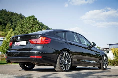 KW Releases Custom Adaptive Dampers for BMW 3 Series GT