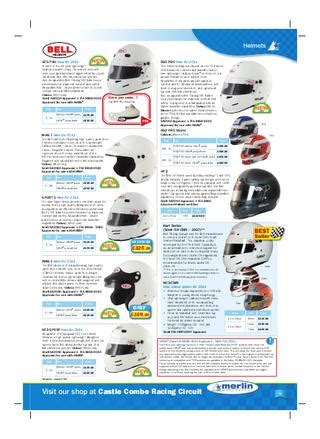 Merlin Motorsport Catalogue 2011 by Rob Smith - Issuu