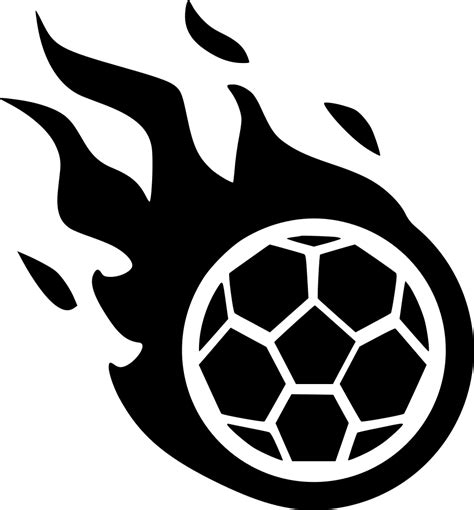 Fire Game Foot Soccer Fly Svg Png Icon Free Download
