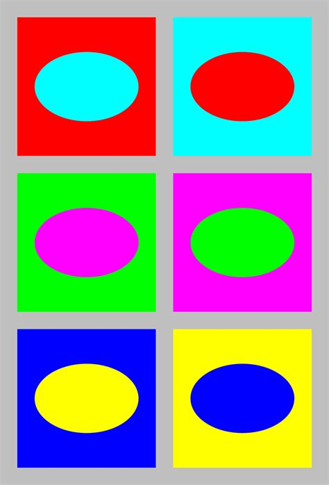 Complementary colors - Wikipedia