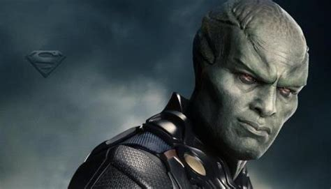 Here's How Martian Manhunter Could Look In Justice League
